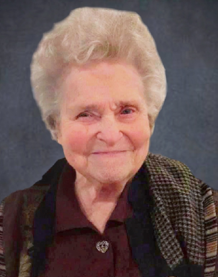 Hayes, Erma Lucille